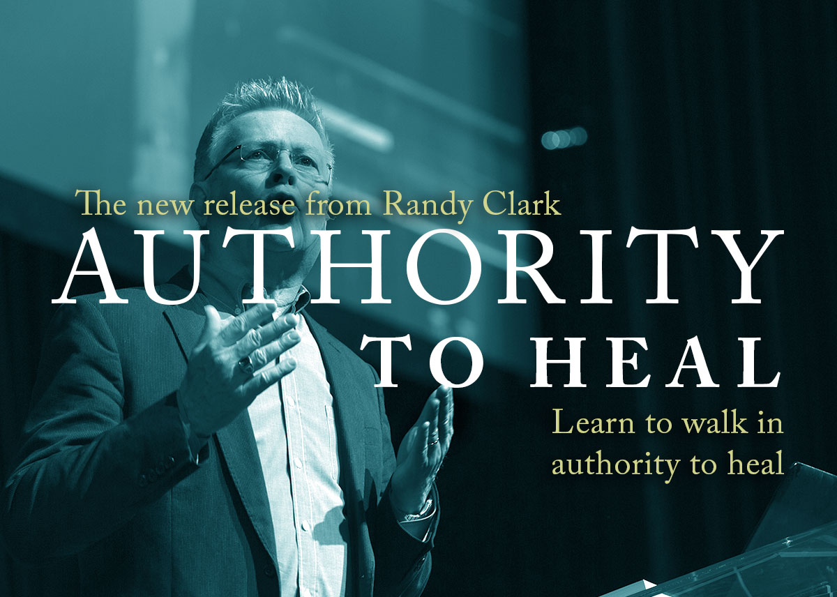 Authority to Heal Preorder