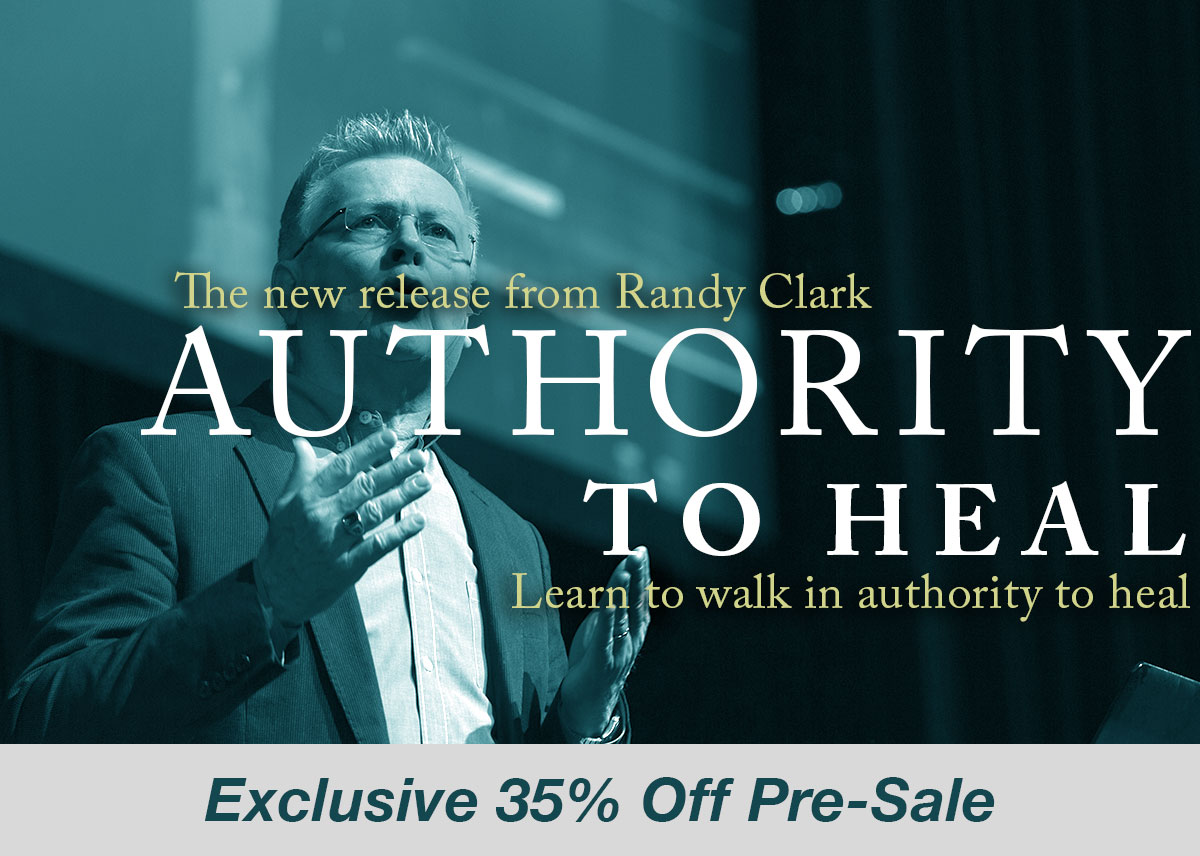 Authority to Heal Preorder 35% off