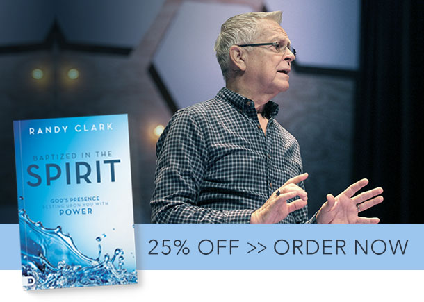 Baptized in the Holy Spirit - 25% off!