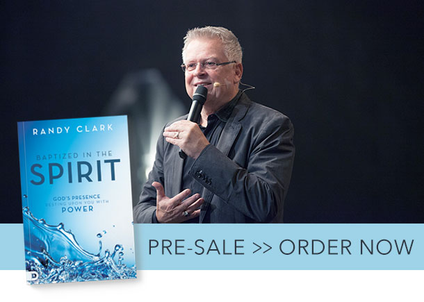 Baptized in the Holy Spirit - Pre-Order Now!