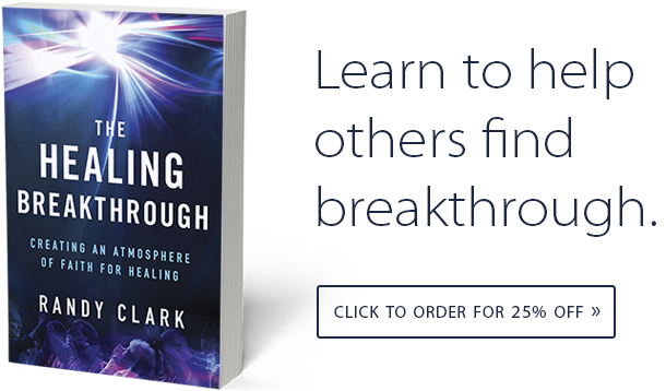 healing breakthrough by randy clark early release sale