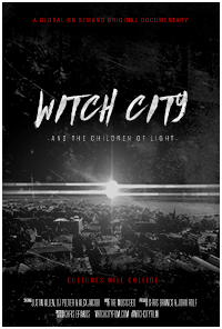Witch City Poster