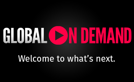 Global On Demand subscription video streaming service